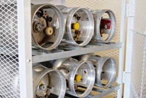 Cylinder Exchange Cage