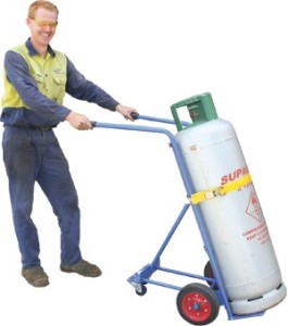 Cylinder Moving Cart 01